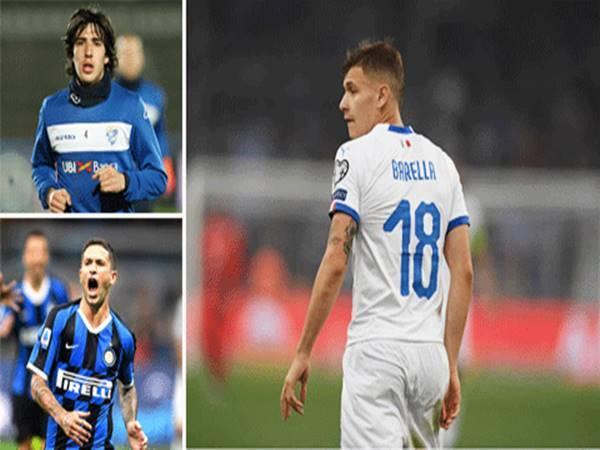 Inter bán Icardi để tăng cường thêm 3 tiền vệ nào?