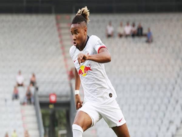 Nkunku chân chuyền số 1 của Leipzig là người như thế nào?