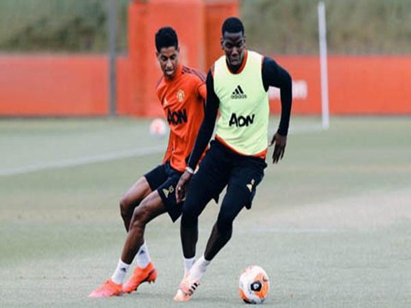 Pogba và Rashford trở lại MU ở đại chiến với Tottenham