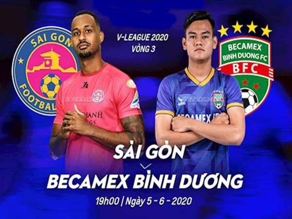 Nhận định Sài Gòn FC vs Bình Dương Becamex 19h00 ngày 5/6