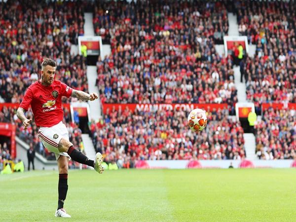Hình ảnh đẹp nhất cuả Beckham