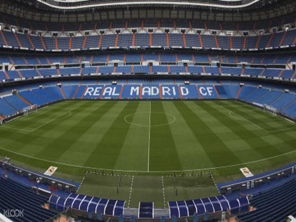 Bernabeu không được Real Madrid chọn là sân nhà khi La Liga trở lại