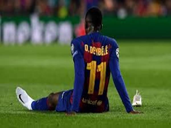 Juventus lên kế hoạch giải cứu Ousmane Dembele khỏi Barcelona