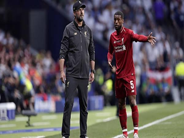 Điều kiện gia hạn hợp đồng với Liverpool của Wijnaldum