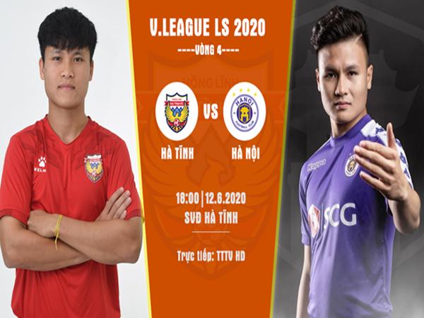 Nhận định Hồng Lĩnh Hà Tĩnh vs Hà Nội FC lúc18h00 ngày 12/06