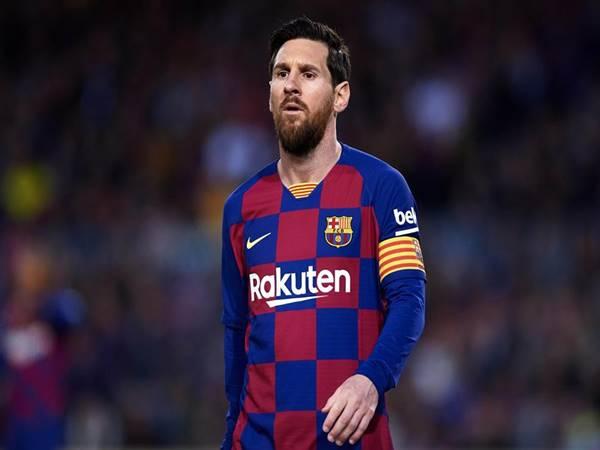 Thông tin về điều khoản hợp đồng giữa Lionel Messi và Barcelona