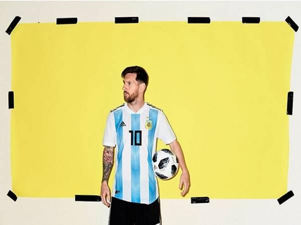 Cầu thủ Lionel Messi (Barca)