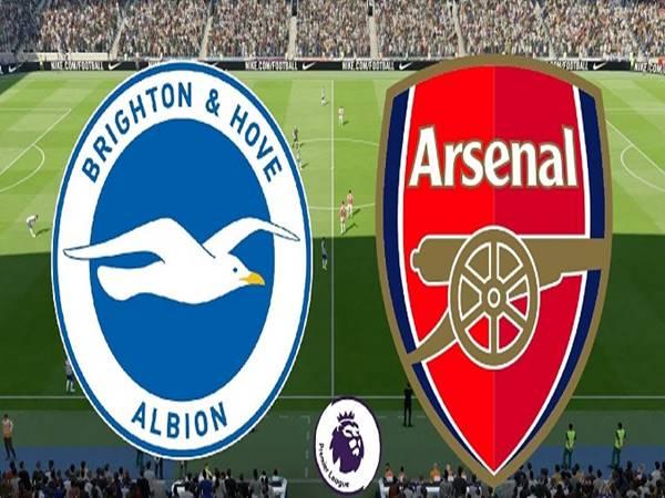 Nhận định Brighton vs Arsenal lúc 21h00 ngày 20/6