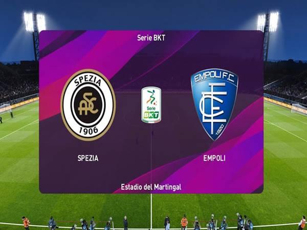 Nhận định Spezia vs Empoli lúc 22h30 ngày 19/6