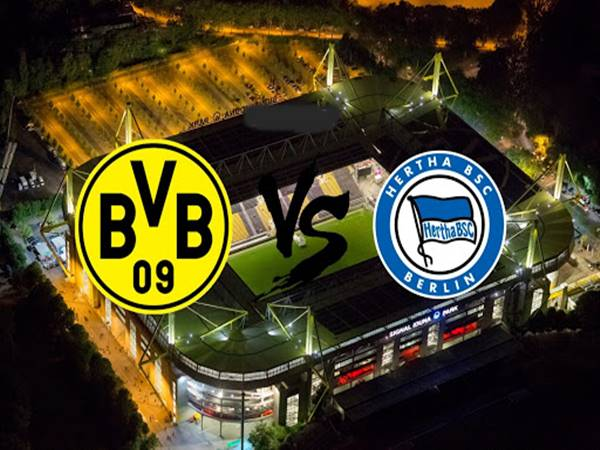 Nhận định Dortmund vs Hertha Berlin, 23h30 ngày 6/6