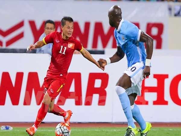 Cầu thủ xuất sắc nhất Việt Nam Phạm Thành Lương