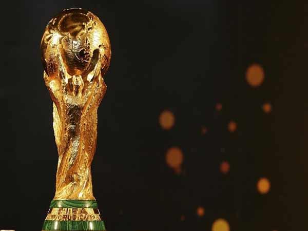 có 8 quốc gia vinh dự nâng được cup vàng World Cup