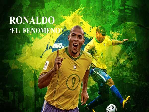 Huyền thoại sân cỏ Ronaldo De Lima
