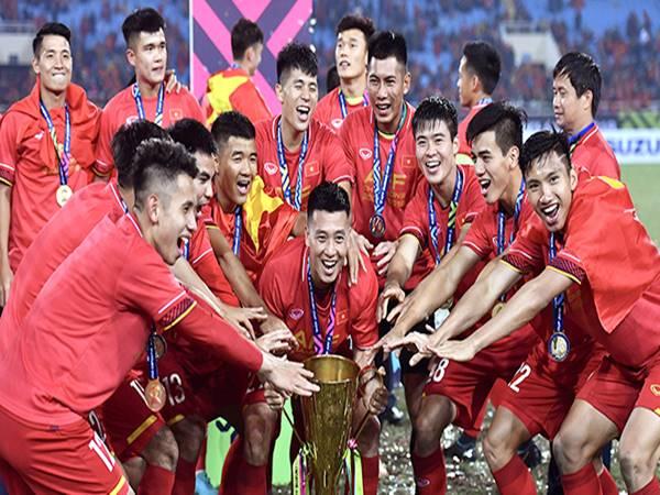 Bóng đá Việt Nam được thăng cấp trong BXH Châu lục