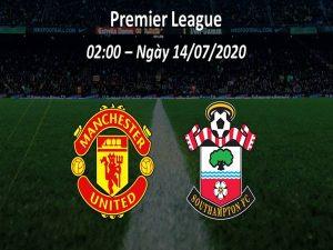Nhận định bóng đá Man Utd vs Southampton lúc 02h00 ngày 14/07