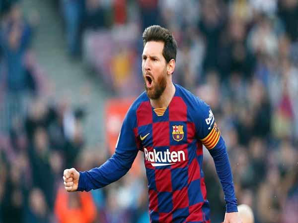 Lionel Messi một trong những cầu thủ nổi tiếng nhất thế giới
