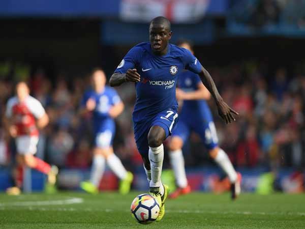 Tiền vệ phòng ngự N'Golo Kante (Chelsea)