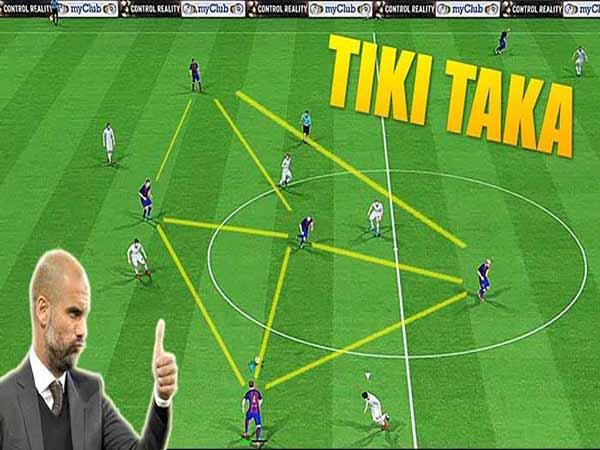 Tiki taka là gì?