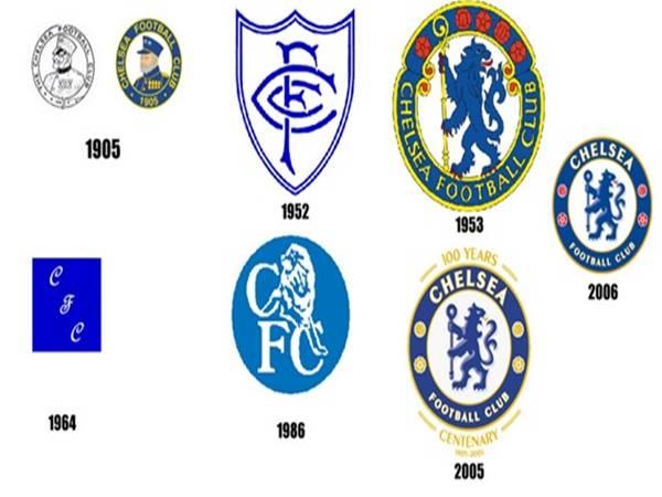 Logo Chelsea – Lịch sử phát triển logo của Chelsea