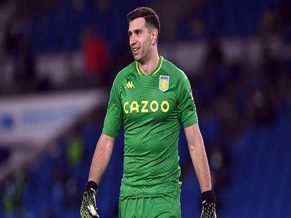 Bóng đá QT 15/4: MU 'tấn công' Aston Villa vì Emiliano Martinez