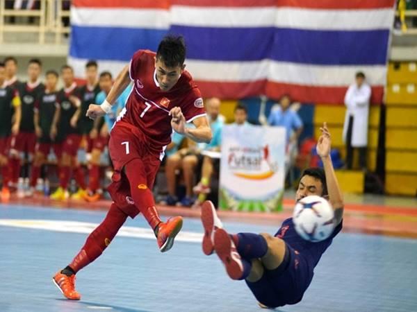 Bóng đá VN 7/5: Futsal Việt Nam đá giao hữu với Thái Lan ở UAE