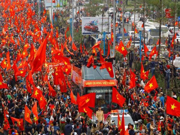 Báo chí nước ngoài nói về U23 Việt Nam vĩ đại thế nào