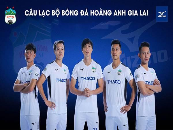 Tiểu sử CLB Hoàng Anh Gia Lai - Đội bóng nổi tiếng