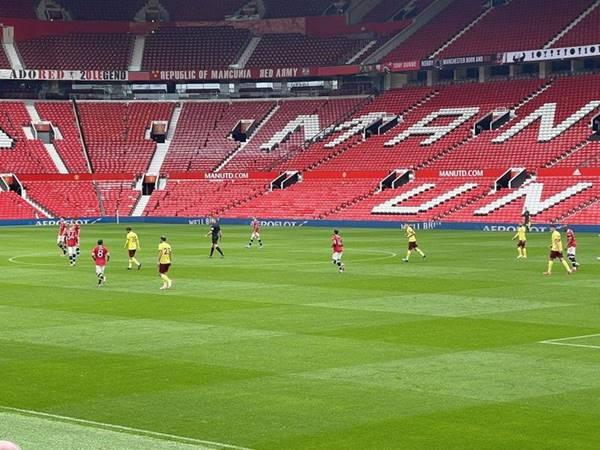 Tin bóng đá 18/8: Man United chiến thắng ở trận giao hữu bí mật
